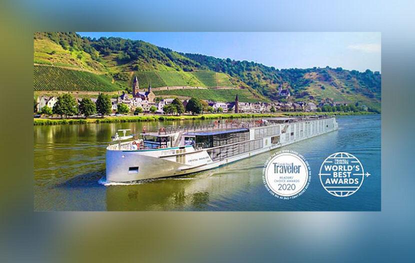 Crystal River Cruises' Senior VP confirms return to Europe on Aug. 29