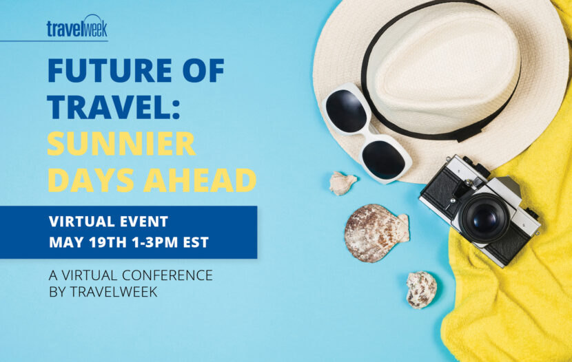 Stellar speaker lineup announced for 'Future of Travel: Sunnier Days Ahead', register now