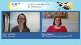 """""""There's no curbside pickup for travel"""": Travelweek's virtual conference rallies industry together"""