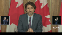 """""""Perhaps this summer if everything goes well"""": Trudeau talks travel, but no specifics"""