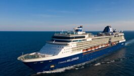 #HopeFloats: Celebrity Edge becomes first ship to sail from a U.S. port in 15 months