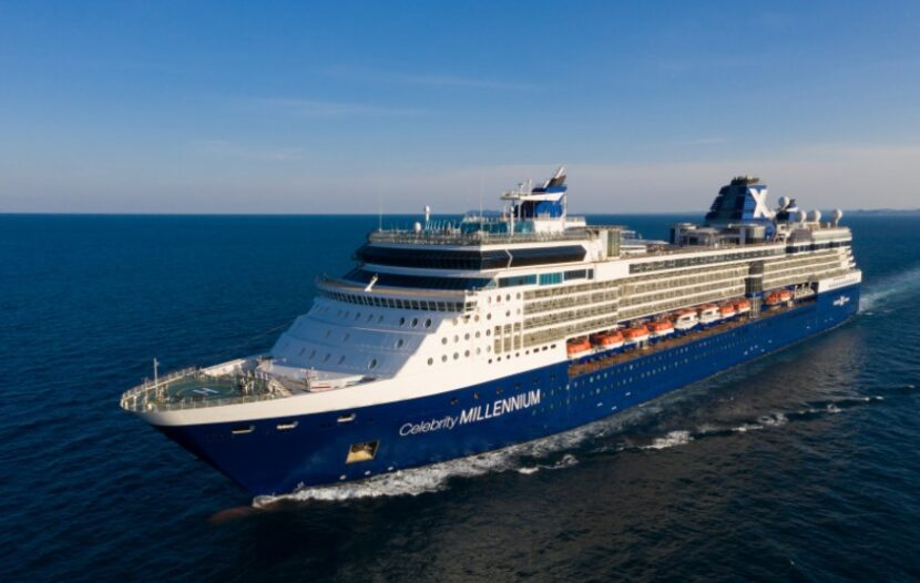 Celebrity reports two positive COVID-19 cases onboard the Millennium