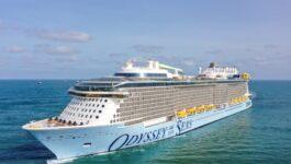 COVID 19 cases delay long awaited Royal Caribbean cruise