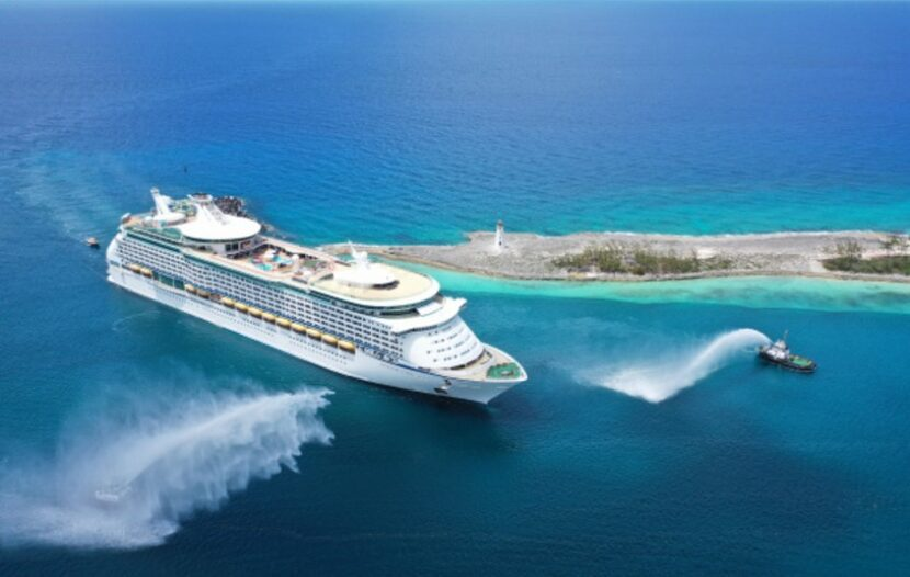 Royal Caribbean and AQSC celebrate first resumption cruises