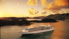 Royal Caribbean opens bookings for Rhapsody of the Seas' summer 2022 voyages