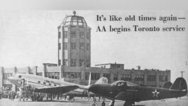 80 years strong: American Airlines celebrates decades of service to Canada