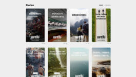 Contiki launches new collection of digital stories