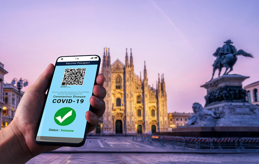 EU's Digital COVID Certificate could be available to non-EU international travellers: report