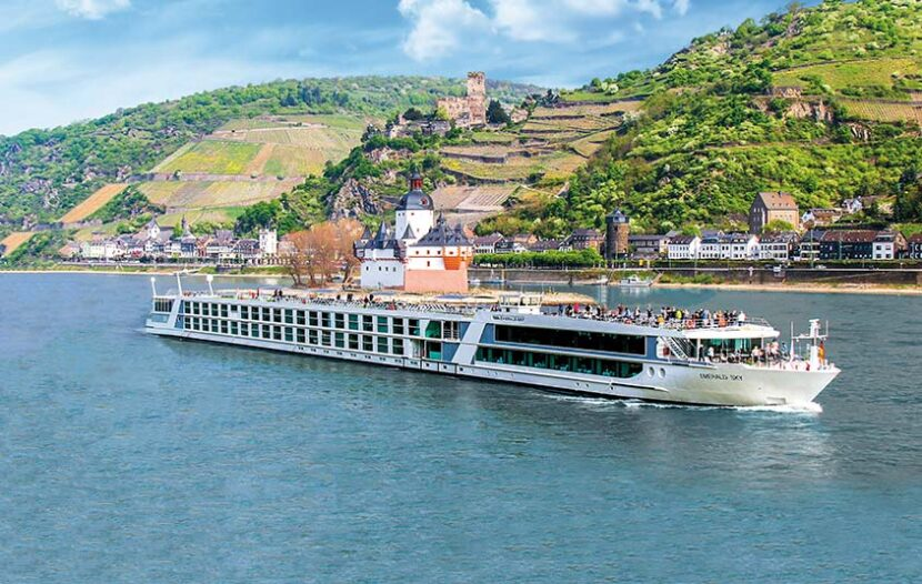 Emerald releases new details on 2022 Special Interest Cruises