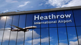 UK's Heathrow Airport opens terminal for high risk travelers