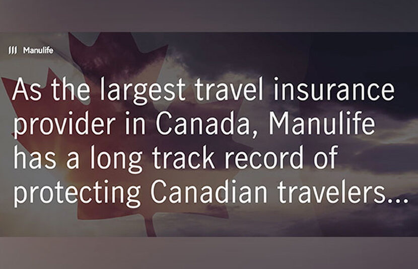 Here's what travellers are covered for with Manulife's COVID-19 Pandemic Travel Plan