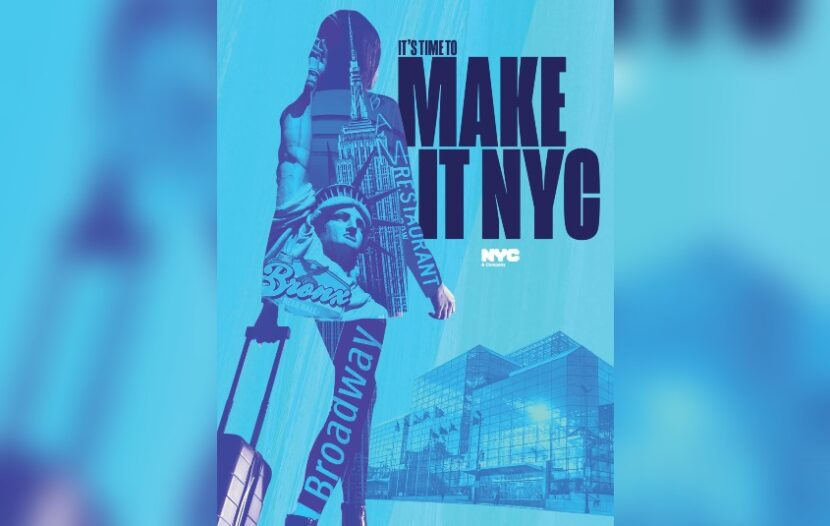 New York City launches largest-ever marketing campaign to help tourism recovery