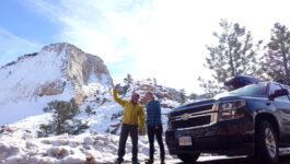 Register now for Utah's Winter Road Tripping webinar
