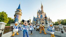Disney World eases face mask policy, optional for outdoors