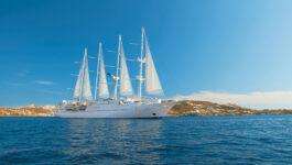 Windstar resumes operations with fully vaccinated guests and crew