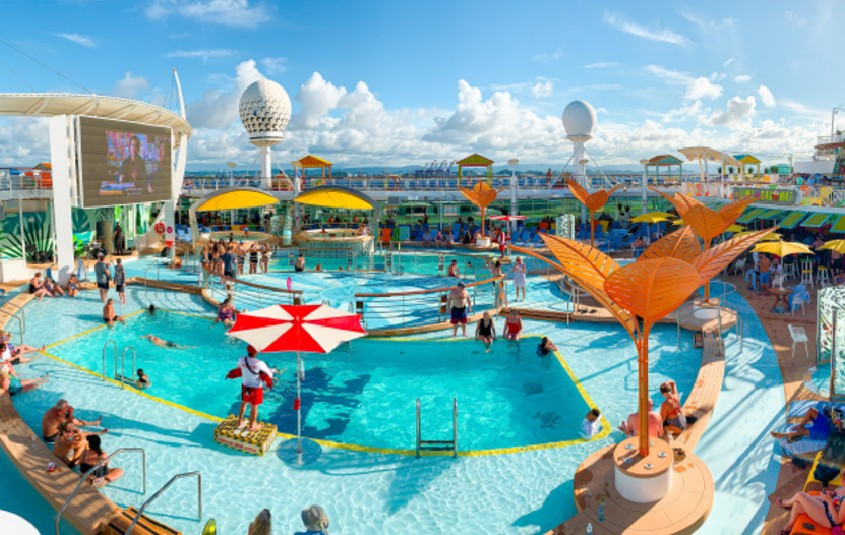 Carnival, Crystal and Royal Caribbean all resume service on Fourth of July weekend