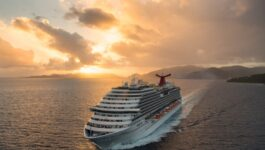 Carnival Breeze back on stream with short cruises to Mexico