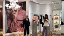 Experience Kissimmee & The Mall at Millenia team up virtual styling session