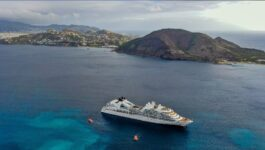 St. Kitts & Nevis welcomes back cruise lines