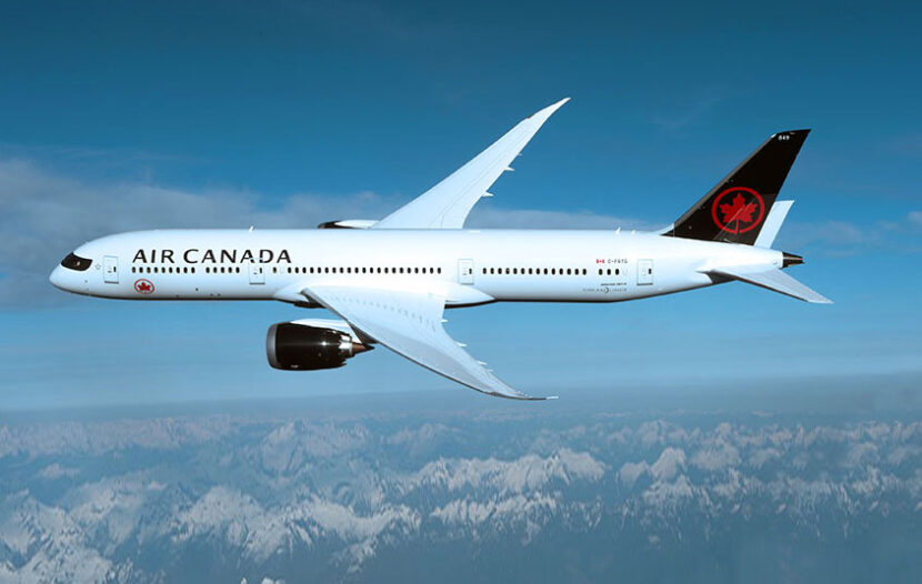 Air Canada's employee vaccination policy also applies to Air Canada Rouge and ACV
