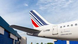 Air France readies to take delivery of new Airbus A220