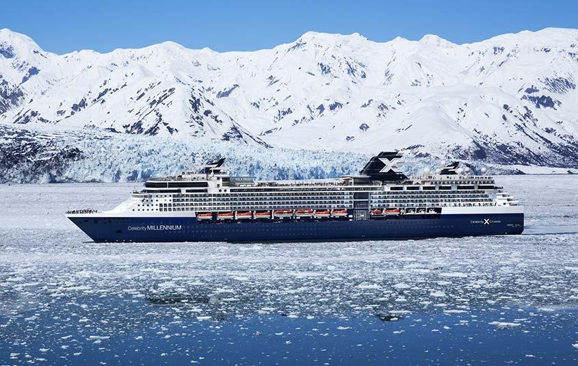 Back in Alaska: Royal Caribbean, Celebrity, Princess & HAL