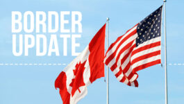 More on the U.S. land border reopening, still scheduled for early November