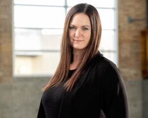Nicole Ford, Director of Communications and Stakeholder Relations at Rocky Mountaineer