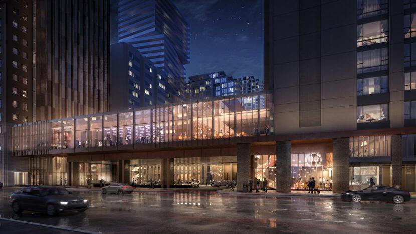 Restored Park Hyatt Toronto to reopen in September