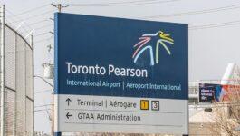 Toronto Pearson won't sort arriving passengers based on vaccination status