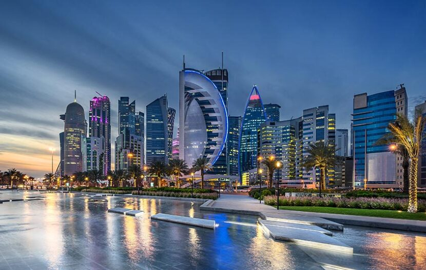 Qatar now welcoming fully vaccinated travellers
