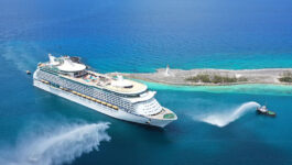Miami added to Crystal Serenity's Luxury Bahamas Escapes