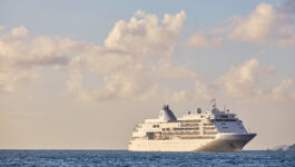 Silversea now part of Air Canada Vacations' cruise portfolio