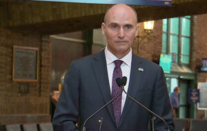 President of the Treasury Board Jean-Yves Duclos - Ottawa to launch procurement for High Frequency Rail between Toronto-Quebec City