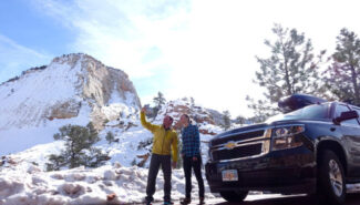 Win a $200 MasterCard gift card with Utah's Winter Road Tripping webinar