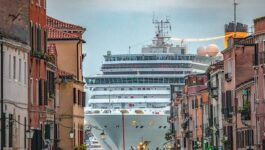 Venice moves ahead with cruise ship ban, effective Aug. 1