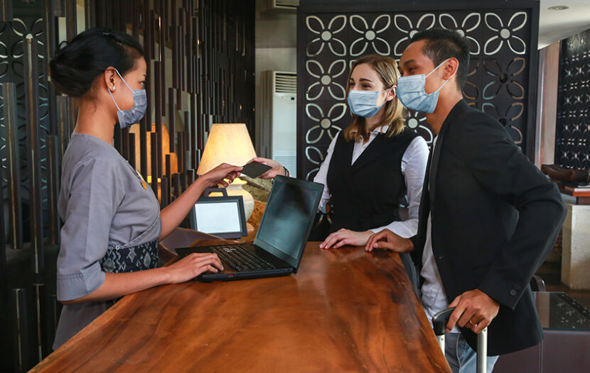 CDC weighs in on hotels and the need for COVID precautions