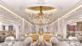 Register now for Oceania Cruises' online event featuring new ship Vista