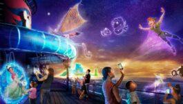 Disney Uncharted Adventure onboard for Disney Wish debut in June 2022