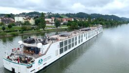 Crystal River Cruises is back in Europe with first river voyages