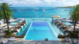 Bookings now available for the much-anticipated Sandals Royal Curaçao, set to open April 14, 2022