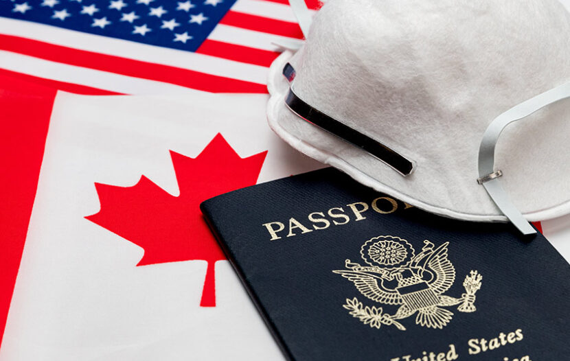 After just 3 weeks CDC's travel advisory for Canada is back to Level 3