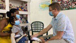 Negril Paediatric Orthopaedic Clinic reopens its doors