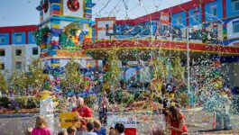 Everything is awesome at newly opened LEGOLAND Hotel in New York