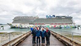 NCL celebrates highly anticipated return to Alaska