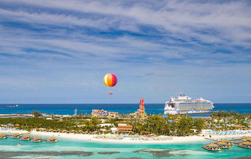 Royal Caribbean's full fleet to return by spring 2022