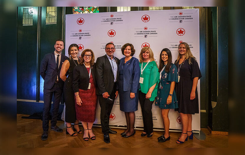 Camaraderie, connections and best of all, travel: The 2021 Air Canada Race in Switzerland