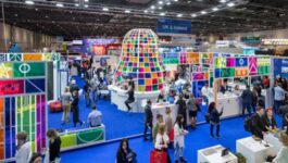 Speed networking on deck for WTM London 2021's in-person event Nov. 1 - 3