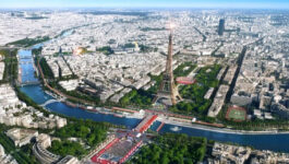 Paris 2024 will have the first-ever Olympic events open to general public participation