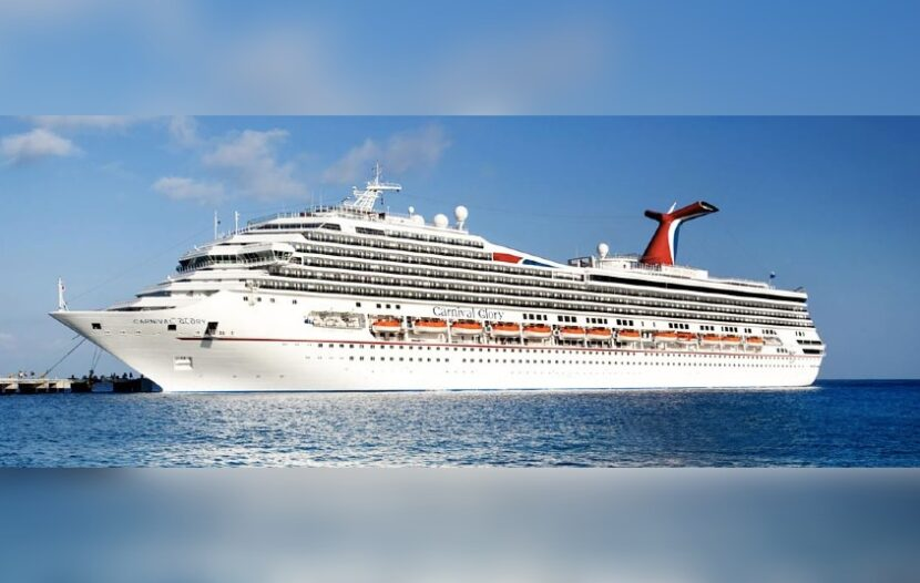 New Orleans first responders finds housing aboard the Carnival Glory